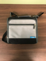 Nyko Console Travel Messenger Bag For Wii Gray HCE621 Grey - EE735702