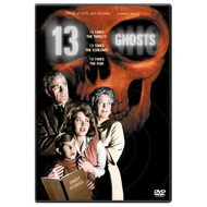 13 Ghosts On DVD With Charles Herbert Horror - EE735773