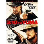 3:10 To Yuma Widescreen Edition On DVD With Russell Crowe Westerns - EE735780