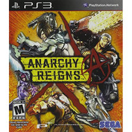 Anarchy Reigns For PlayStation 3 PS3 Shooter - EE545292