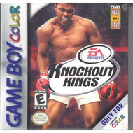 Knockout Kings On Gameboy Color - EE563771