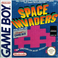 Space Invaders On Gameboy Color - EE598785