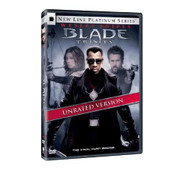 Blade Trinity Unrated Version On DVD With Wesley Snipes - EE735841