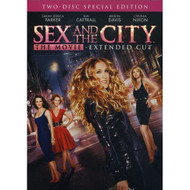 Sex And The City: The Movie On DVD With Sarah Jessica Parker Comedy - EE735856
