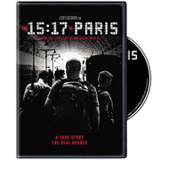 15:17 To Paris The DVD On DVD With Anthony Sadler Drama - EE735936