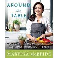 Around The Table: Recipes And Inspiration For Gatherings Throughout - EE736011
