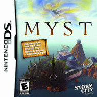 Myst For Nintendo DS DSi 3DS 2DS - EE736028