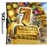 7 Wonders Of The Ancient World For Nintendo DS DSi 3DS 2DS Puzzle - EE736036