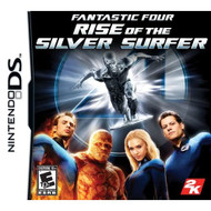 Fantastic Four: Rise Of The Silver Surfer For Nintendo DS DSi 3DS 2DS - EE736038