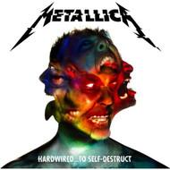 Hardwired To Self-Destruct By Metallica On Audio CD Album 2016 - EE736096