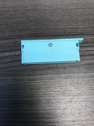 Official Nintendo DS Lite GBA Slot Cover Blue Controllers - EE736193