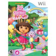 Dora The Explorer: Dora's Big Birthday Adventure For Wii And Wii U - EE736307