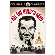 All The King's Men On DVD With Broderick Crawford Drama - EE736372
