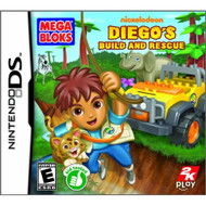 Mega Bloks Diego's Build and Rescue - EE30280