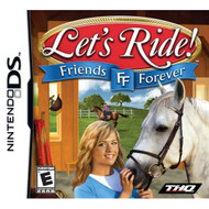 Lets Ride: Friends Forever For Nintendo DS DSi 3DS 2DS - EE736474