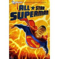 All-Star Superman On DVD With James Denton - EE736529