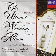 Ultimate Wedding Album By Ultimate Wedding Album On Audio CD 1995 - EE736581