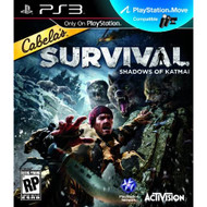 Cabelas Survival: Shadows Of Katmai For PlayStation 3 PS3 - EE736619