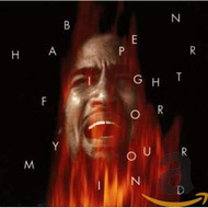 Fight For Your Mind By Ben Harper On Audio CD Album 1995 - EE736661