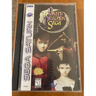 Panzer Dragoon Saga For Sega Saturn Vintage - EE736782