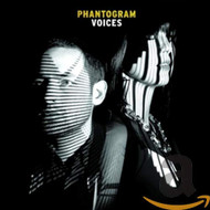 Voices By Phantogram On Audio CD Album 2014 - EE736787