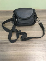 Multi Pocket Nylon Camera Carrying Case With Shoulder Strap Cover - EE736864