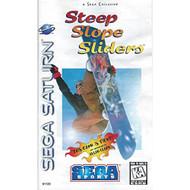Steep Slope Sliders For Sega Saturn Vintage - EE736938