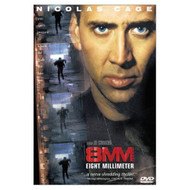 8MM On DVD With Nicolas Cage Mystery - EE736947
