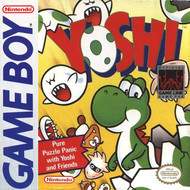 Yoshi On Gameboy Puzzle Games - EE737028