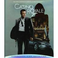 Casino Royale Blu-Ray On Blu-Ray With Daniel Craig - EE737032