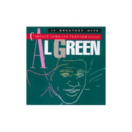 14 Greatest Hits Compact Command Performances By Al Green On Audio CD - EE737049