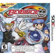 Beyblade: Evolution Nintendo For 3DS Fighting - EE737062