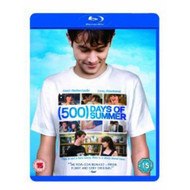 500 Days Of Summer Blu-Ray On Blu-Ray With Joseph Gordon-Levitt Music - EE737104