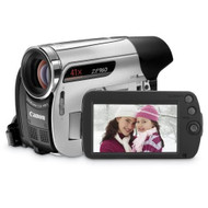 Canon ZR960 MiniDV Camcorder W/41X Advanced Zoom Camera Silver Digital - EE737161