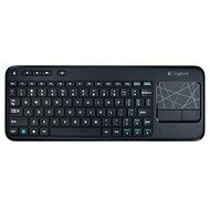"Logitech Wireless K400R 79 Key Slim Keyboard W/3.5"" Touchpad And Nano - EE737291"