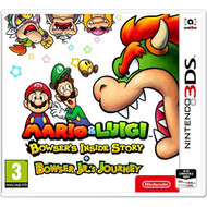 Mario And Luigi: Bowser's Inside Story Bowser Jr's Journey For - EE737318