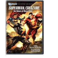 Superman/shazam: The Return Of Black Adam DC Showcase On DVD With Zach - EE737329