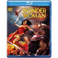 Dcu: Wonder Woman Commemorative Edition Mfv Blu-Ray On Blu-Ray With - EE737327