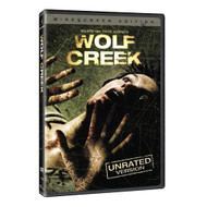 Wolf Creek Unrated Widescreen Edition On DVD With Nathan Phillips - EE737331