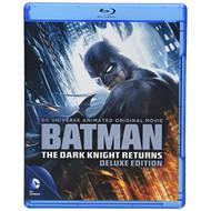 Batman: The Dark Knight Returns Deluxe Edition Blu-Ray On Blu-Ray - EE737333