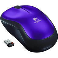 Logitech Wireless Mouse M185 Optical Wireless Vivid Violet M185 910-00 - EE737356