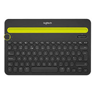 Logitech Bluetooth Multi-Device Keyboard K480 Black Wireless 920-00634 - EE737357