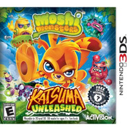 Moshi Monsters: Katsuma Unleashed For Nintendo 3DS Action - EE547543