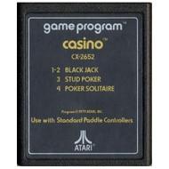 Casino CX2652 Atari 2600 For Atari 2600 Vintage - EE578160