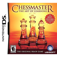 Chessmaster: The Art Of Learning For Nintendo DS DSi 3DS Board Games - EE623452