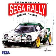 Sega Rally 2: Sega Rally Championship For Sega Dreamcast Racing With - EE631761