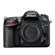 Nikon D7200 Dx-Format DSLR Body Black Camera Digital - EE737611