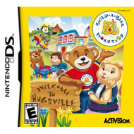 Build A Bear: Welcome To Hugsville For Nintendo DS DSi 3DS 2DS - EE737619