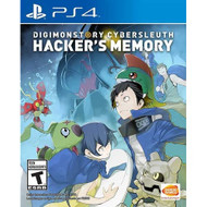 Digimon Story Cyber Sleuth: Hacker's Memory For PlayStation 4 PS4 RPG - EE737687