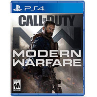 Call Of Duty: Modern Warfare For PlayStation 4 PS4 COD Shooter - EE737768